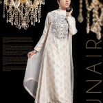 Zunaira's Lounge Party Wear Dresses Collection 2014 7