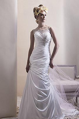 Alfred Marriage Dresses Design For Wedding Day (4)