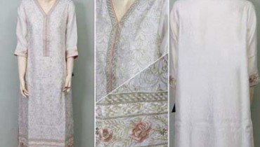 Asim Jofa New Stitch Style Kurti Collection 2014-15 1