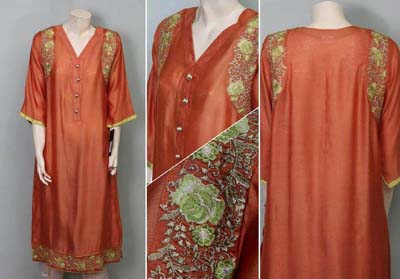 Asim Jofa New Stitch Style Kurti Collection 2014-15 4