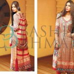 BASHIR AHMAD LINEN 2014-15 Collection 1