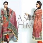 BASHIR AHMAD LINEN 2014-15 Collection 12
