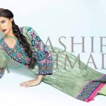 BASHIR AHMAD LINEN 2014-15 Collection 13