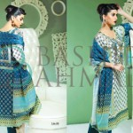 BASHIR AHMAD LINEN 2014-15 Collection 5