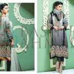 BASHIR AHMAD LINEN 2014-15 Collection 9