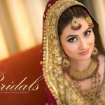 Bridal Makeup Trend In Pakistan 2