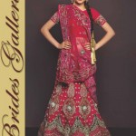 Bridal Wear Heavy Lehengas Collection 2014-15 7