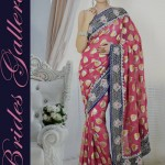 Bridal and Wedding Sarees Collection 2014-15 9