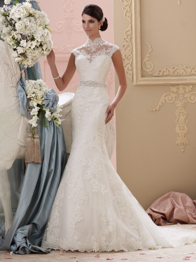 David Tutera Gorgeous Marriage Females Fashion Variety 2015 (4)