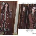 Exclusive Eid Gallery 2014 For Girls By Ghani Textile (4)