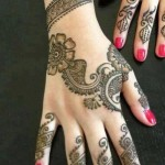 Females Mehndi Styles Selection For Big Eid 2014 (1)