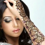 Females Mehndi Styles Selection For Big Eid 2014 (2)