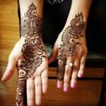 Females Mehndi Styles Selection For Big Eid 2014 (5)