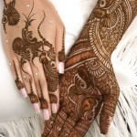 Females Mehndi Styles Selection For Big Eid 2014 (6)