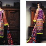 Firdous Cambric Collection 2014-15 For Girls 12