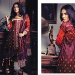 Firdous Cambric Collection 2014-15 For Girls 2