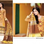 Firdous Clothes Autumn Attractive Prints 2014 For Girls (4)