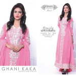 Ghani Kaka weightless Chiffon Collection 2014-15 2
