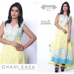 Ghani Kaka weightless Chiffon Collection 2014-15 5