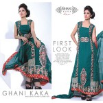 Ghani Kaka weightless Chiffon Collection 2014-15 8