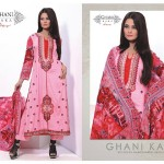 Ghani Textile Linen Collection 2014-15 1