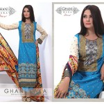 Ghani Textile Linen Collection 2014-15 2