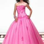 Gorgeous Pink Event Ball Gowns Assortment For Women (3)