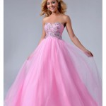 Gorgeous Pink Event Ball Gowns Assortment For Women (5)