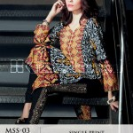 Gul Ahmed Ideas Winter Dresses Collection 2014-15 4