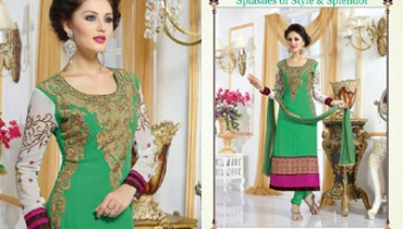 HEENA SUITS VOL1111 By RupaliOnline 2014-15