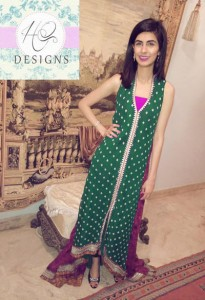 HQ Designs Latest Dresses Collection For Party 4