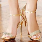 High Heels sandals Collection 2014-15 2