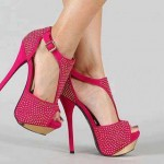 High Heels sandals Collection 2014-15 3