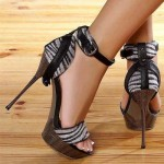 High Heels sandals Collection 2014-15 4