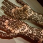 Indian Engagement Henna Fashions Gallery 2014-15 For Girls (3)