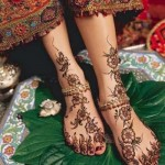 Indian mahndi designs 2014-15 15