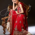 Jugaan Bridal Wear Dresses Collection 2014-15 4