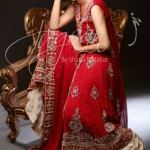 Jugaan Bridal Wear Dresses Collection 2014-15 5