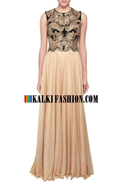 KalkiFashion Party Wear Maxi Collection 2014-15 1