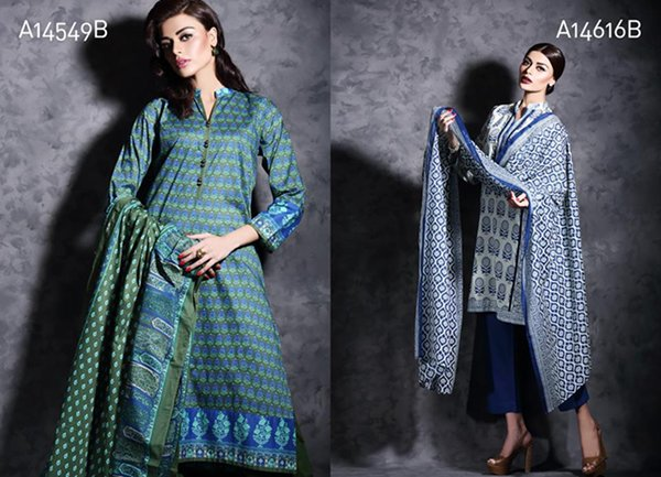 Khaadi Cambric Variety 2014 Vol 2 For Ladies (6)