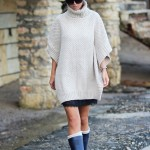 Latest Cold Winter Cozy Knit Tops For Ladies (7)
