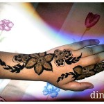 Latest Mehndi Designs 1