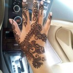 Latest Mehndi Designs 11