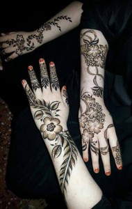 Latest Mehndi Designs 5