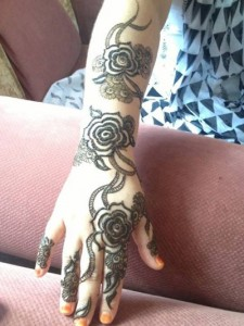Latest Mehndi Designs 8