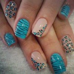 Latest Nail Arts Designs 2014-15 3