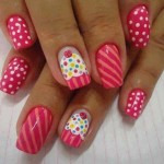 Latest Nail Arts Designs 2014-15 5