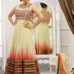 Lovely Anarkali Garments Pattern for Females (2)