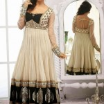 Lovely Anarkali Garments Pattern for Females (3)