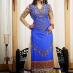 Lovely Anarkali Garments Pattern for Females (4)